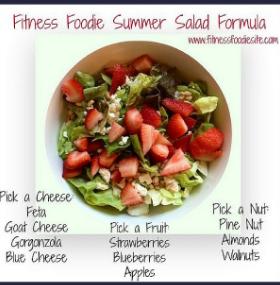 Salad Formula!