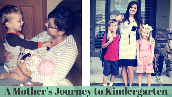 A Mother's Journey to Kindergarten